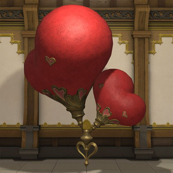 Valentionballon