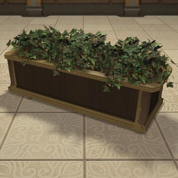 Pflanzen Raumteiler Ffxiv Hauser Mobiliar